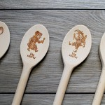 Let's Spoon – Our Big Stirrer Wooden Spoon